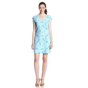 Lilly Pulitzer Nice Tails Hayley Dress
